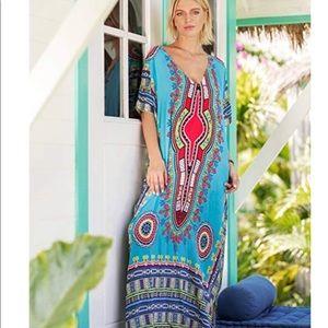 Dresses & Skirts - Long Maxi Kaftan